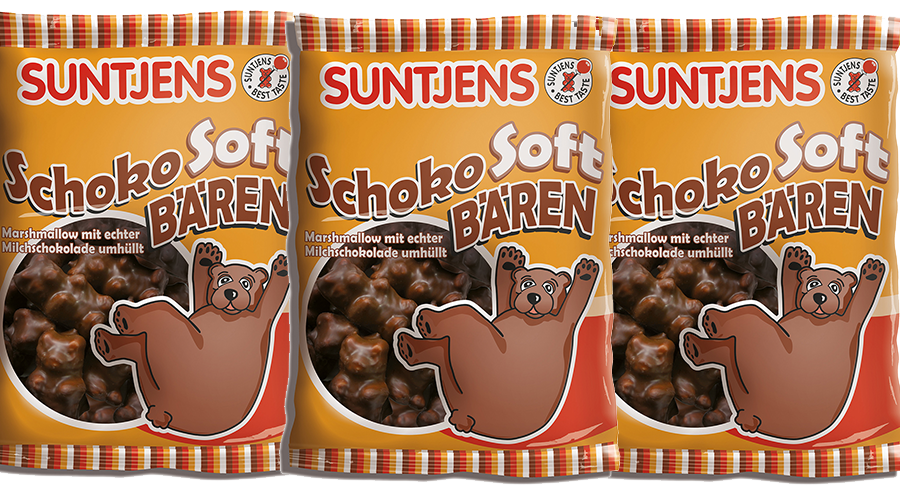 Schoko Soft Bären