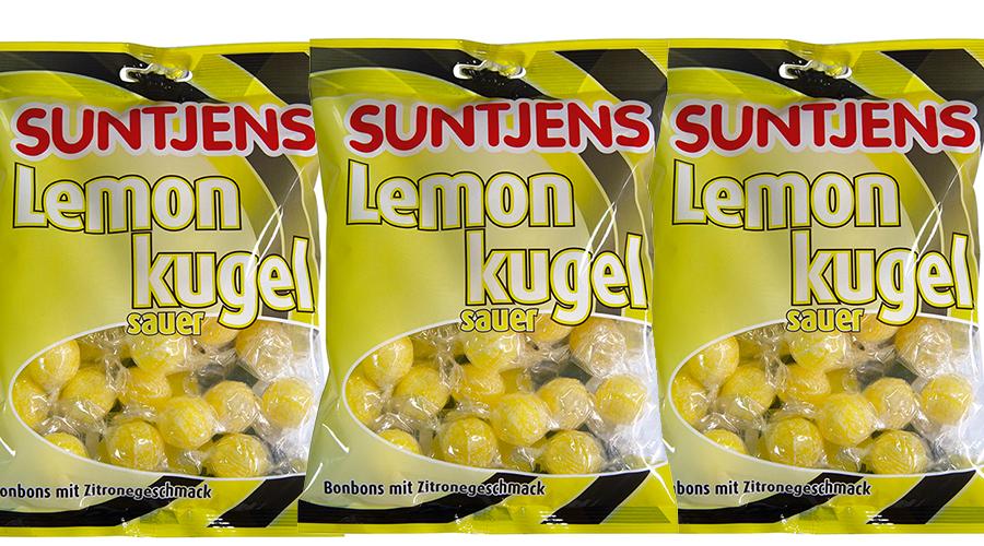 Lemon Kugeln