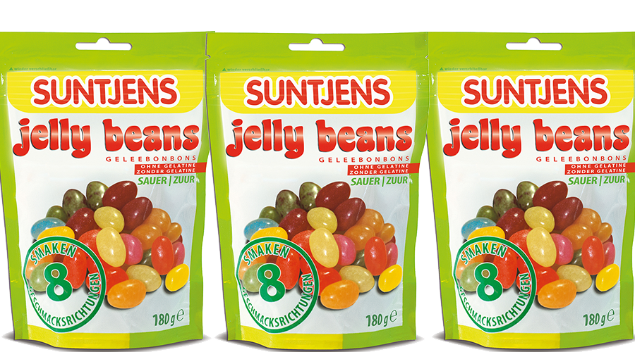 Jelly Beans Sauer
