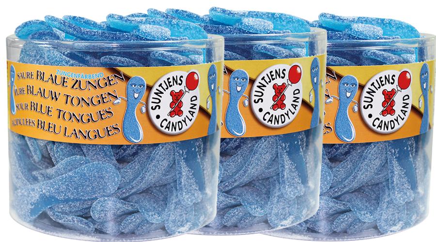 Saure Blaue Maxi Boards