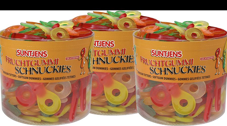 Schnuckies Weingummi